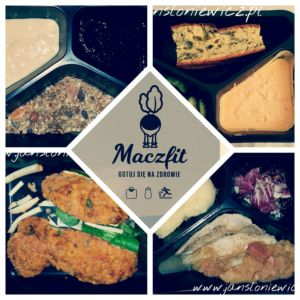 Test cateringu Maczfit