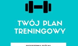 jak ulozyc plan treningowy na silowni