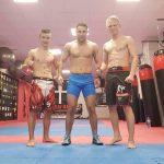 trening sztuk walki