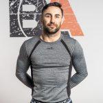 trener personalny sztuki walki