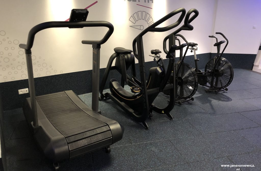 trening w cityfit cardio