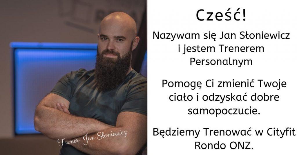 trener personalny cityfit rondo onz