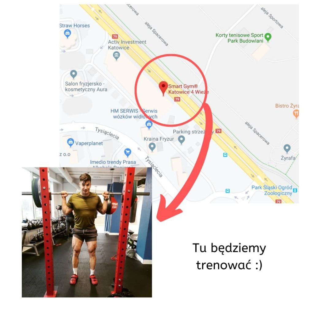 trener smart gym katowice