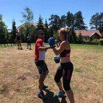 boks dla kobiet Warszawa
