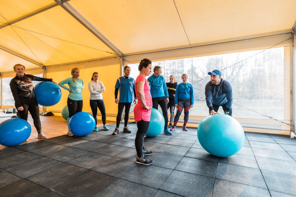 trening dla kobiet Warszawa