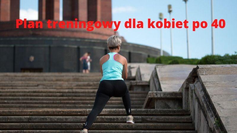 jak zacząć ćwiczyć po 40